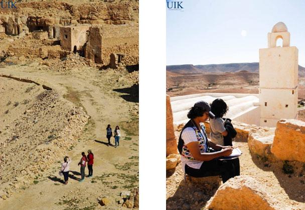 South-Tunisian-Berber-Settlements